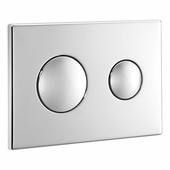 Ideal Standard Conceala Dual Flush Plate Chrome