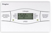 Drayton LP522 Twin Channel Timer (5/2 day) 25475