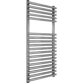 Abacus Direct Elegance Strato Towel Warmer 1250 x 480 Chrome