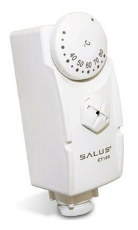 Salus CT100 Cylinder & Pipe Thermostat