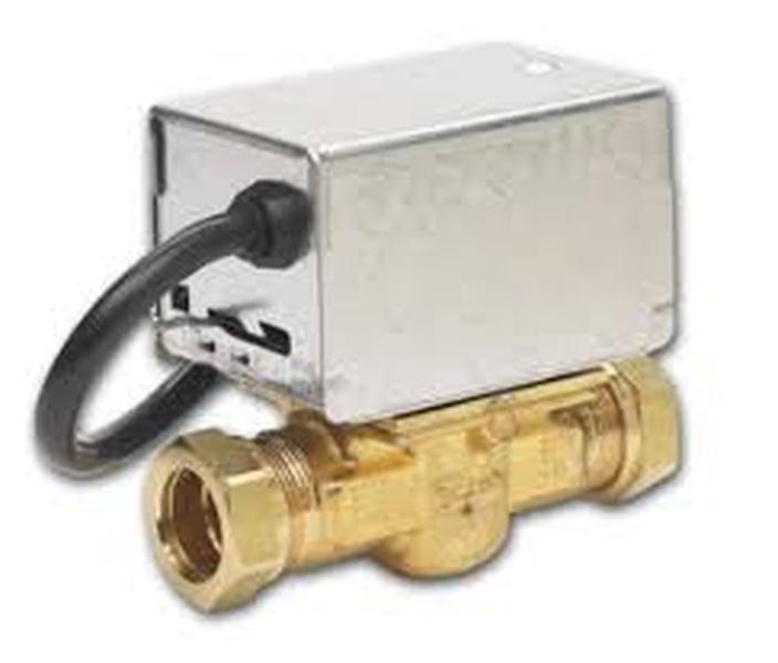 Honeywell V4043h1056 22mm 2 Port Zone Valve