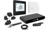 Heatmiser Smart Thermostat Kit - NeoAir Kit Sapphire Black