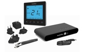 Heatmiser NeoKit 1 Smart Heating Thermostat - Platinum silver