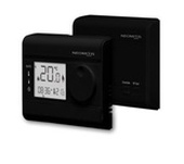 Neomitis Wired 7 Day Programmable Digital Room Thermostat - RT7BPLUS Black Version