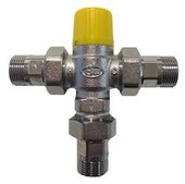 Abacus Vessini Adjustable Thermostatic Mixing Valve VEPL-10-0008