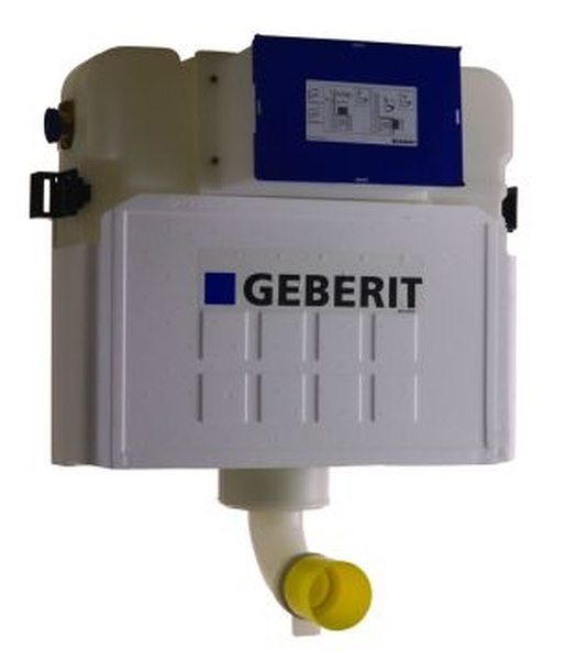 Geberit up200 dual flush concelaed cistern for Geberit flush