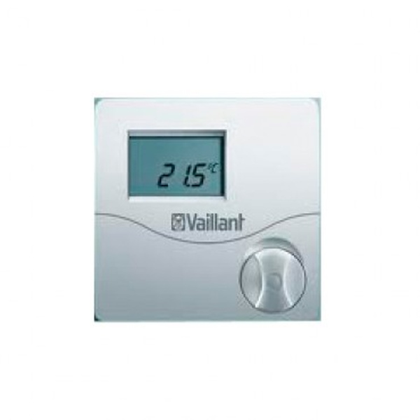 vaillant vrt50 digital room thermostat. Black Bedroom Furniture Sets. Home Design Ideas