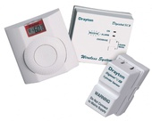 Drayton Digistat +CRF Wireless Cylinder thermostat 13616