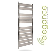 Abacus Direct Elegance Plana Towel Warmer 1600 x 500 Chrome