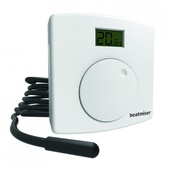 Heatmiser DS1-EL electrical floor heating thermostat with LCD
