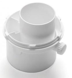 Intergas Vertical Flue Adapter 090547