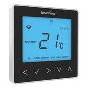 Heatmiser NeoStat Programmable Thermostat - Black sapphire