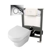 Abacus Essentials Frame & Opaz 2 Compact WC Pack 820I ATFR-KT25-1082