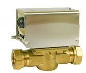 Banico Controls 22mm 2 Port Motorised Zone Valve ZVC22