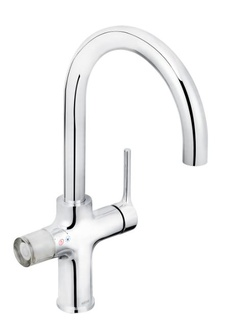 Bristan Gallery Rapid 4 in1 Instant Boiling Water Tap GLL RAPSNK4 C