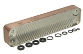 Worcester 87161066850 Heat exchanger 16 Plate (NOW 14 PLATE)