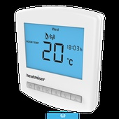Multi Mode Slimline Wireless Thermostat - Slimline-RF