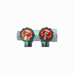 Abacus Easiplan 2 Way Manifold (EPWD-05-0505)