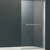 Vessini E Series One Part Bath Screen 800 x 1410 (VEGE-70-1105)
