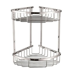 Abacus Essentials Classic Wire Basket - Double Shelf ATAC-BX14-3602