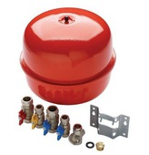Intergas Fitting Kit B (8 Litre Robokit with Isolation Valves) 090100