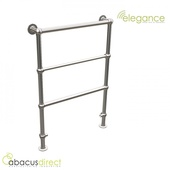 Abacus Direct Elegance Shilling Towel Warmer 950 x 600 Chrome