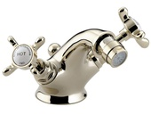 Bristan 1901 Bidet Mixer With Pop-Up Waste N BID G CD