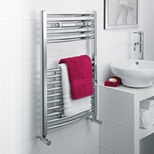 Ultraheat Chelmsford 1172x500 Chrome Straight 5MA11