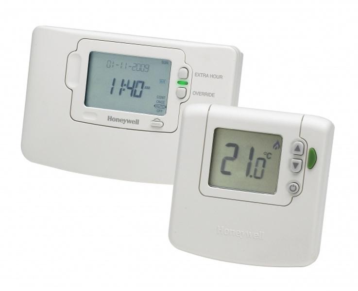 Honeywell Sundial RF2 Wireless Timer & Room Thermostat Pack 1