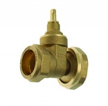 "Pump Valves 22mm x 1 1/2"" (Gate Type)"