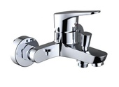 Francis Pegler Start Urban Wall Bath Shower Mixer with Shower Kit 92055