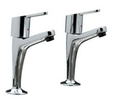 Francis Pegler Araya High Neck Kitchen Taps 4S1211