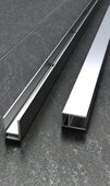 Abacus Vessini X Series - 2000mm Surface Channel-VEGX-80-0110