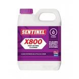 Sentinel X800 Jetflo Cleaner 1 Ltr