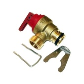 Vaillant 178985 Pressure Relief Valve 3 BAR