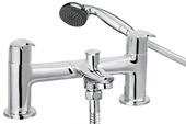 Cascade Arch Bath Shower Mixer Tap 002.21913.3