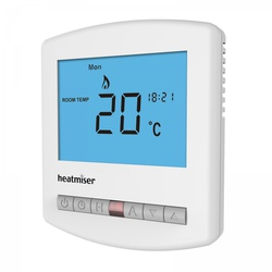 Heatmiser Multimode Slimline Programmable Room Thermostat