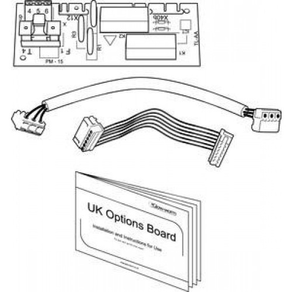glow worm 0020046772 ultracom options board