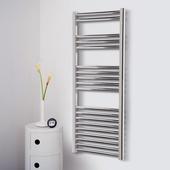 Ultraheat Eco-Rail 950x600 Towel Rail Chrome (6E10)