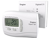 Drayton Digistat + 3RF Wireless Programmable Room Thermostat (7 Day) RF701