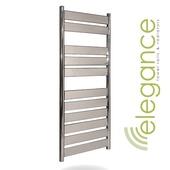 Abacus Direct Elegance Plana Towel Warmer 1200 x 500 Chrome