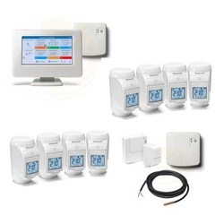 Honeywell Wifi Evohome Connected Pack 3