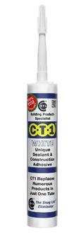 CT1 Sealant Adhesive 290ml White