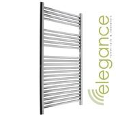 Abacus Direct Elegance Linea Towel Warmer 1700 x 600 Chrome