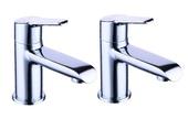 Francis Pegler Start Elegance Bath Taps (Pair) 92007