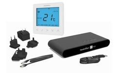 Heatmiser NeoKit 1 Smart Heating Thermostat - Glacier white