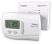 Drayton Digistat +1RF Wireless Room Thermostat RF710