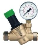 Honeywell D04FM-1/2ZGC Compact Adjustable Pressure Reducing Valve