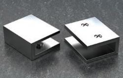 Vessini X Series Straight Glass Jointing Clamp (VEGX-82-0305)