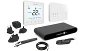 Heatmiser Smart Thermostat Kit - NeoAir Kit - Glacier white